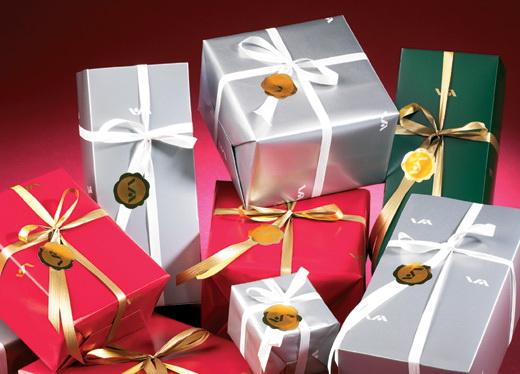 Подарки партнерам по бизнесу учет 742